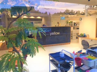 Lava Flow × yellow